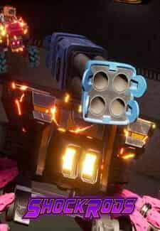 ShockRods PC Full Oyun indir
