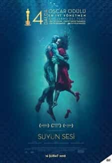 Suyun Sesi – The Shape of Water Türkçe Dublaj indir | 1080p BluRay | 2017