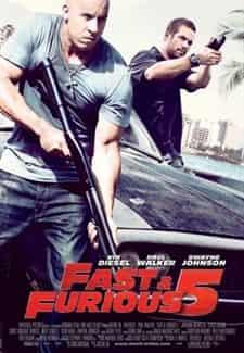 Hızlı Ve Öfkeli 5: Rio Soygunu – Fast Five | 1080p BRRip | 2011