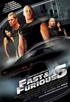 Hızlı ve Öfkeli 6 - Furious 6 Türkçe Dublaj indir