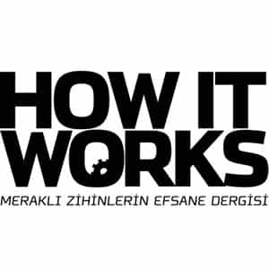 How-It-Works Tüm Sayıları indir
