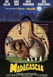 Madagaskar – Madagascar Türkçe Dublaj indir | 1080p BRRip | 2005