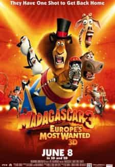 Madagaskar 3: Avrupa'nın En Çok Arananları Türkçe Dublaj indir | 720p – 1080p | 2012