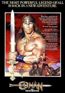 Savaşçı Conan - Conan the Destroyer Türkçe Dublaj indir