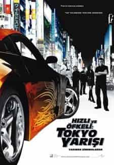 Hızlı ve Öfkeli Tokyo Yarışı Türkçe Dublaj indir