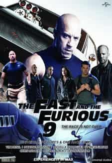 Hızlı ve Öfkeli 9 – Fast & Furious 9   2020