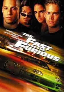 Hızlı ve Öfkeli – The Fast and the Furious | 1080p BRRip | 2001