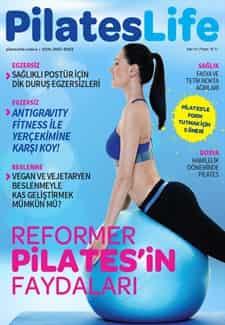 Pilates Life Dergisi Tüm Sayıları PDF indir