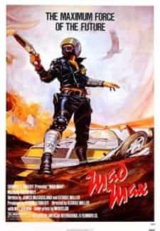 Mad Max Türkçe Dublaj indir | BDRip | 1979
