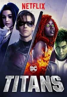 Titans 2. Sezon Tüm Bölümleri indir | NF 1080p DUAL