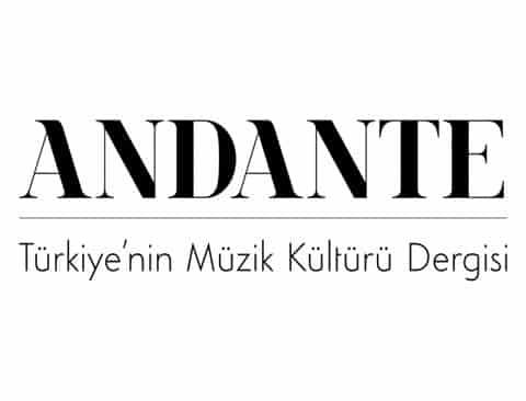 Andante Dergisi Haziran 2020 PDF indir