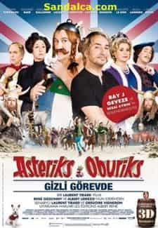Asteriks ve Oburiks Gizli Görevde Türkçe Dublaj indir