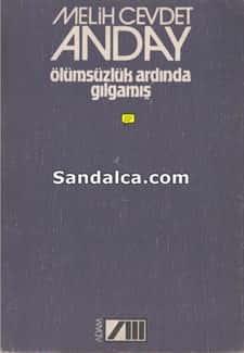 Melih Cevdet Anday – Ölümsüzlük Ardında Gılgamış PDF ePub indir