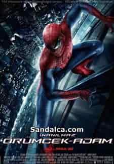 İnanılmaz Örümcek Adam 1 Türkçe Dublaj indir