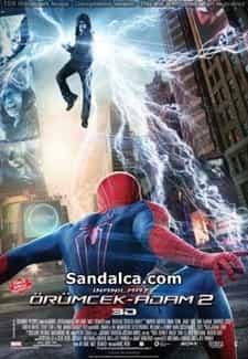 İnanılmaz Örümcek Adam 2 Türkçe Dublaj indir | 3D 1080p BluRay | 2014