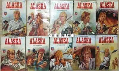 Alaska - Ken Parker Çizgi Roman Serisi PDF indir