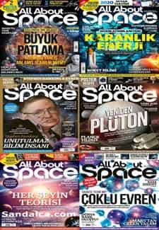 All About Space Dergisi Tüm Sayıları PDF indir