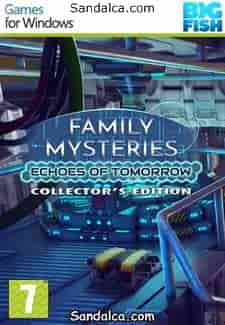 Family Mysteries 2: Echoes of Tomorrow – Collector's Edition Full indir