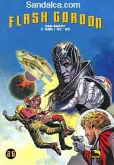 Flash Gordon - Büyülü Çizgi Roman Serisi PDF indir