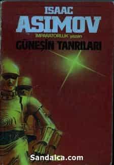 Güneşin Tanrıları - Isaac Asimov PDF ePub indir