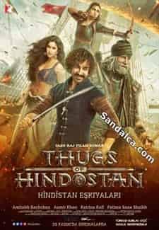 Hindistan Eşkiyaları - Thugs of Hindostan Türkçe Dublaj indir