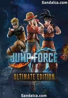 Jump Force - Ultimate Edition Full indir
