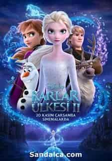 Karlar Ülkesi 2 - Frozen 2 Türkçe Dublaj indir