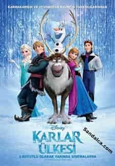 Karlar Ülkesi - Frozen Türkçe Dublaj indir
