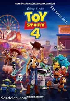 Oyuncak Hikayesi 4 – Toy Story 4 Türkçe Dublaj indir | 2019