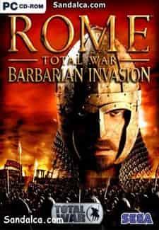 Rome: Total War Barbarian Invasion Full indir