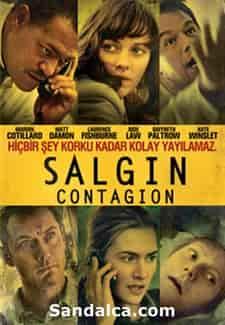 Salgın - Contagion Türkçe Dublaj indir | 1080p DUAL | 2011