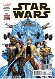 Star Wars Çizgi Romanları PDF indir