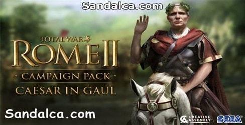 Total War: Rome 2 – Caesar in Gaul Full indir