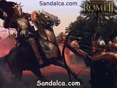 Total War Rome 2 Empire Divided Full indir