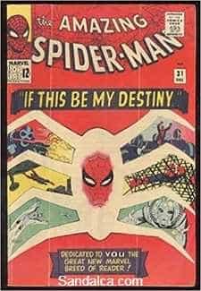 Amazing Spider Man v1 Çizgi Roman PDF indir