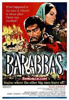 Barabbas Türkçe Dublaj indir | 1080p DUAL | 1961