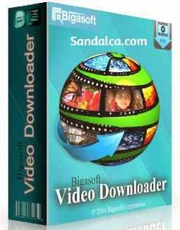 Bigasoft Video Downloader Pro Full indir v3.22.4.7420