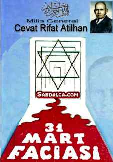 Cevat Rifat Atilhan - 31 Mart Faciası PDF ePub indir