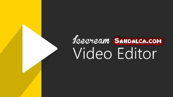 Icecream Video Editor Pro Full Türkçe indir v2.08