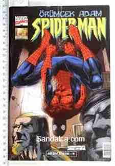 Örümcek Adam Arka Bahçe Yayıncılık 2002-2004 Çizgi Roman PDF indir