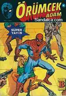 Örümcek Adam 1980-1995 Çizgi Roman PDF indir