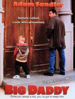 Süper Baba – Big Daddy Türkçe Dublaj indir | 1999