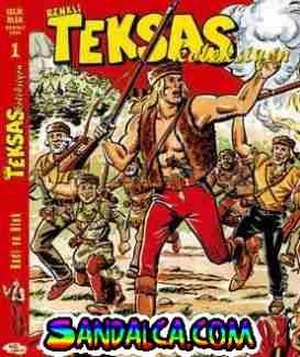 Teksas Çizgi Roman Serisi PDF indir