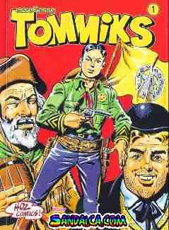 Tommiks Çizgi Roman Serisi PDF indir