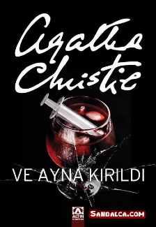 Agatha Christie – Ve Ayna Kırıldı PDF ePub indir