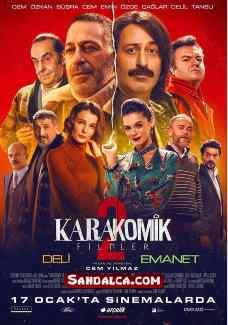 Karakomik Filmler 2 : Emanet Sansürsüz indir | 2020