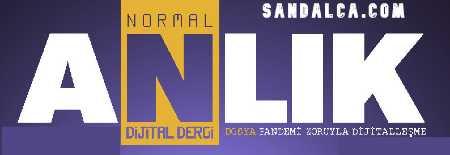 Normal Anlık Dergisi Ağustos 2020 PDF indir