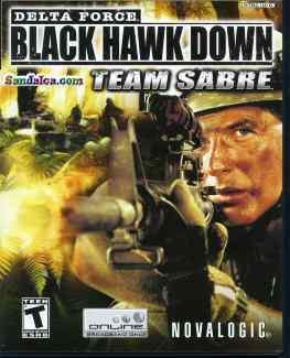 Delta Force Black Hawk Down: Team Sabre Full indir