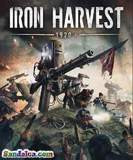 Iron Harvest Full PC Oyun indir