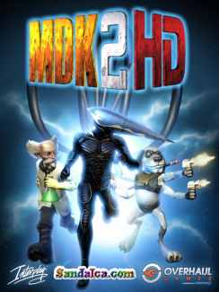 MDK 2 Oyunu Full indir